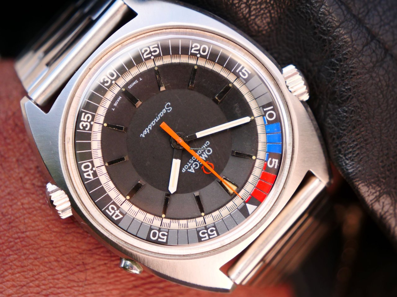 Omega Seamaster ST 145.008 1969 pre-owned