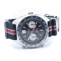 Heuer Steel 42mm Automatic 11630MH pre-owned