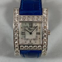 Chopard 13/6621 White gold 2010 Your Hour 24mm pre-owned
