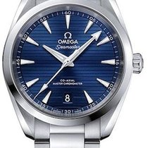 Omega Seamaster Aqua Terra new 2020 Automatic Watch with original box and original papers 220.10.38.20.03.001