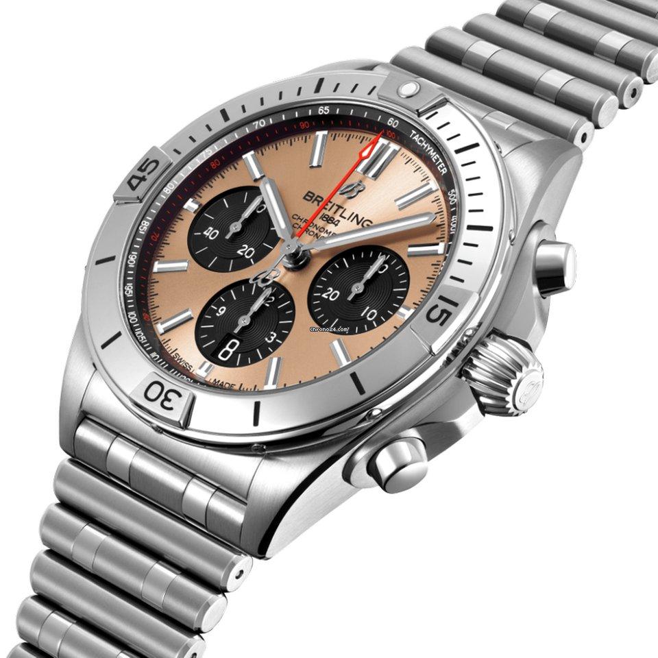 Breitling Chronomat AB0134101K1A1 2021 nieuw
