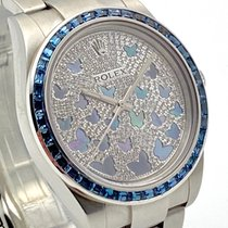 Rolex Oyster Perpetual 39 114300 Sehr gut Stahl 39mm Automatik