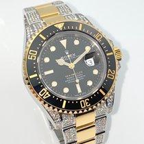 Rolex Sea-Dweller neu 2020 Automatik Uhr mit Original-Box und Original-Papieren 126603