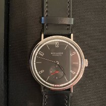 NOMOS Tangente 38 Steel 37.5mm United States of America, Texas, Austin
