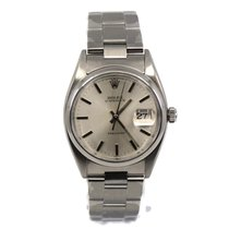 Rolex 6494 Steel Oyster Precision 34mm pre-owned United States of America, New York, New York