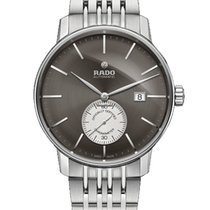 Rado Coupole Steel 41mm Grey No numerals United States of America, Texas, Houston