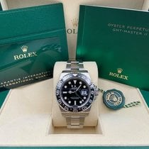 Rolex GMT-Master II new 2020 Automatic Watch with original box and original papers 116710LN