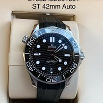 Omega 210.32.42.20.01.001 Steel 2020 Seamaster Diver 300 M 42mm new
