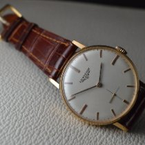 Longines Yellow gold 34mm Manual winding 7515 pre-owned