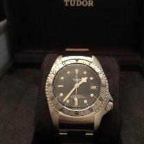 Tudor M70150-0001 Acier 2020 Black Bay 42mm occasion