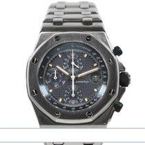 Audemars Piguet Royal Oak Offshore Chronograph Acciaio 42mm Blu Senza numeri Italia, Riccione