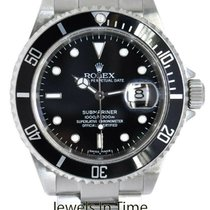 Rolex 16610 Steel 2006 Submariner Date 40mm pre-owned United States of America, Florida, Boca Raton