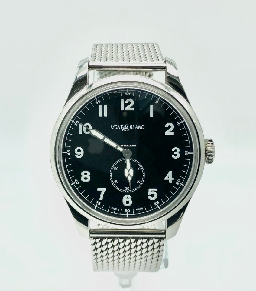 Montblanc 1858 115074 pre-owned