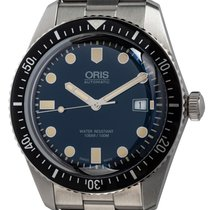 Oris Steel 42mm Automatic 01-733-7720-4055 new United States of America, Texas, Austin