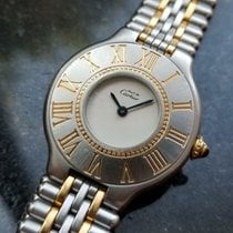 Cartier 21 Must de Cartier Gold/Steel 26mm United States of America, California, Beverly Hills