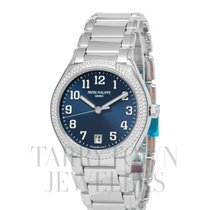 Patek Philippe Twenty~4 Steel 36mm Blue United States of America, New York, Hartsdale