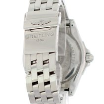 Breitling Galactic 41 Steel 41mm White United States of America, New York, New York