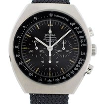 Omega Speedmaster Mark II Zeljezo 42mm Crn