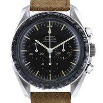 Omega Speedmaster Professional Moonwatch usato 42mm Nero Cronografo Pelle