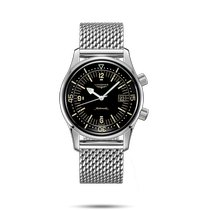 Longines Legend Diver Steel 42mm Black Arabic numerals United States of America, New York, Bellmore