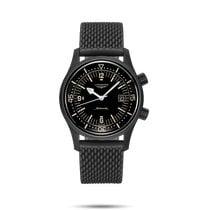Longines Legend Diver Steel 42mm Black Arabic numerals United States of America, New York, Bellmore