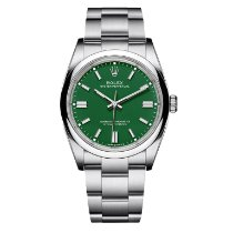 Rolex Oyster Perpetual New Steel 41mm Automatic