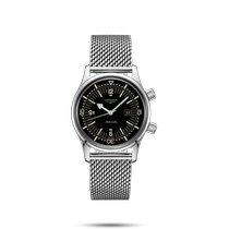 Longines Legend Diver Steel 36mm Black Arabic numerals United States of America, New York, Bellmore