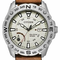 Citizen Steel 44mm Quartz AW7040-02A AW704002A new United States of America, New York, Monsey