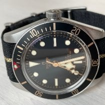 Tudor Black Bay Fifty-Eight Acier 39mm Noir France, SAINT MALO DE GUERSAC