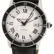 Cartier Ronde Croisière de Cartier new Automatic Watch with original box WSRN0002