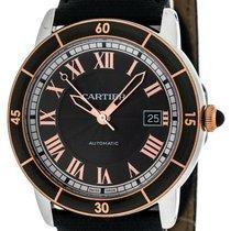 Cartier Ronde Croisière de Cartier new Automatic Watch with original box W2RN0005