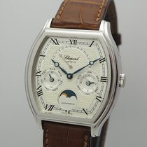 Chopard Platinum Automatic Silver 36mm pre-owned