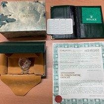 Rolex GMT-Master II Or/Acier 40mm Brun Sans chiffres France, Bourgoin-Jallieu