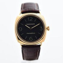 Panerai Radiomir PAM 00231 Very good Rose gold 45mm Manual winding South Africa, Johannesburg