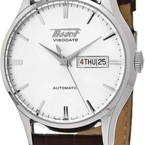 Tissot T019.430.16.031.01 Steel 2020 Heritage Visodate 40mm new United States of America, Massachusetts, Boston