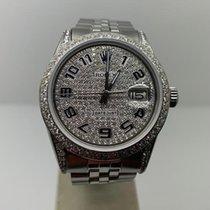 Rolex 1601 Acier 1970 Datejust 36mm occasion France, Paris