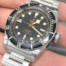 Tudor 79220N Steel 2015 Black Bay 41mm pre-owned United States of America, New York, New York