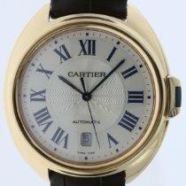 Cartier Clé de Cartier Oro rosa 40mm Plata Romanos España, Madrid