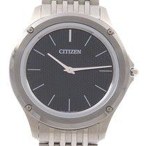 Citizen Eco-Drive One 39mm Black