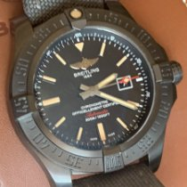Breitling Avenger Blackbird Титан 48mm Черный Без цифр Россия, Уфа