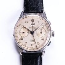 Angelus Steel 38mm Manual winding pre-owned United States of America, New York, New York