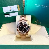 Rolex GMT-Master II new 2020 Automatic Watch with original box and original papers 126715CHNR