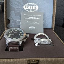 Fossil 48mm Quartz Le1002 new United States of America, Michigan, Petoskey