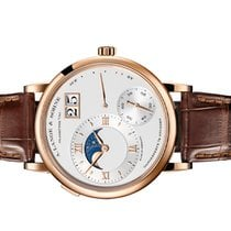 A. Lange & Söhne Grand Lange 1 Rose gold 41mm Silver Roman numerals United States of America, Florida, Aventura
