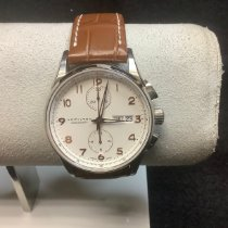 Hamilton Jazzmaster Maestro Steel 41mm White Arabic numerals United States of America, New Jersey, Fords