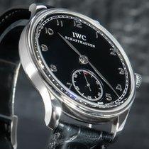 IWC Aço 44mm Corda manual IW545407 usado