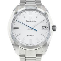 Seiko Grand Seiko Steel 42mm Silver United States of America, Florida, Hollywood