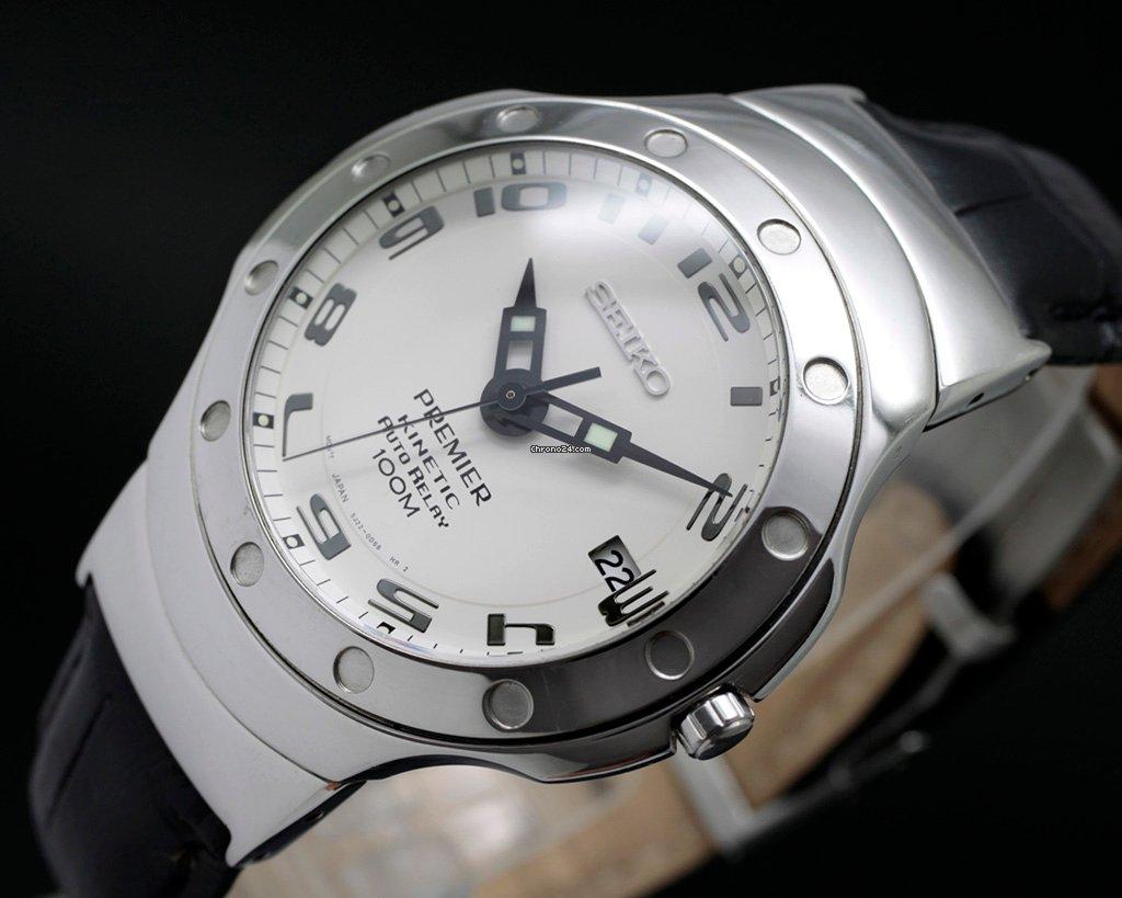 Seiko Premier 2000 new
