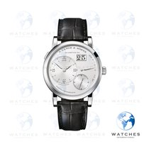 A. Lange & Söhne Lange 1 White gold 38.5mm Silver United States of America, New York, New York