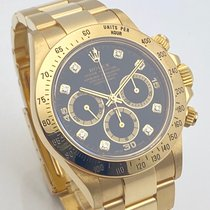 Rolex Daytona 16528G Very good Yellow gold 40mm Automatic